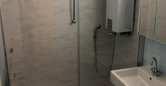 Badezimmerumbau (nachher)