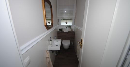 WC-Umbau