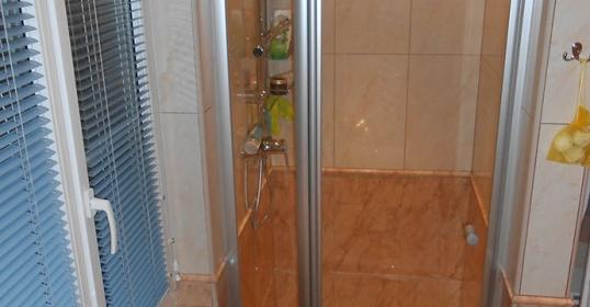Renovierung Dusche vorher